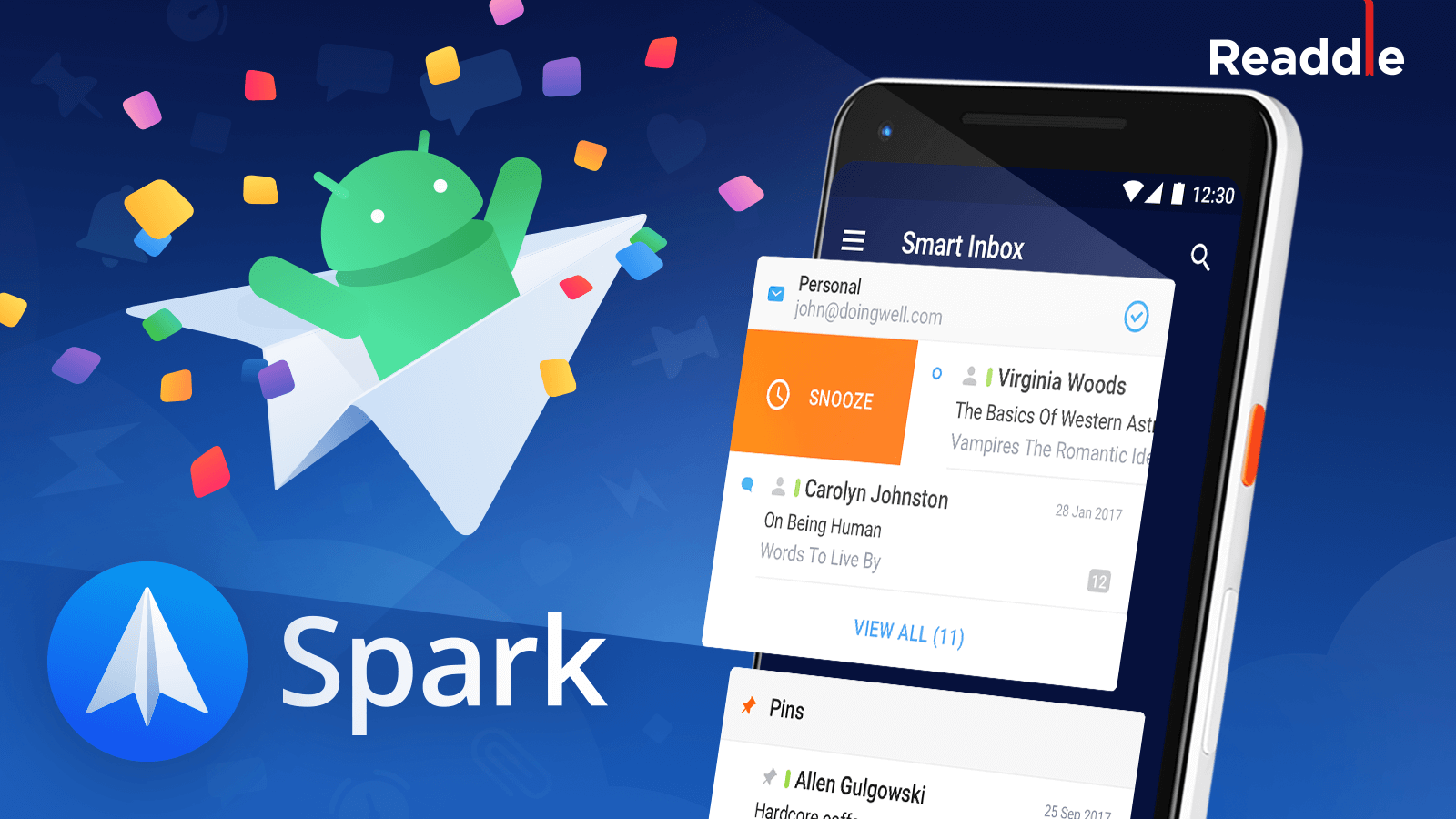 12f6ad52801 Spark for Android: Readdle's take on the Future of Email
